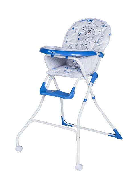 Baby2go Baby2Go 6143 Mama Sandalyesi  Mavi